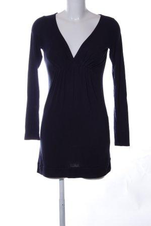 Blaumax Jerseykleid blau Casual-Look