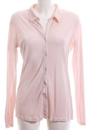 Blaumax Langarm-Bluse pink Casual-Look