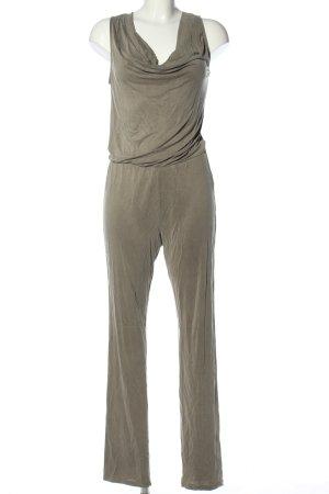 Blaumax Langer Jumpsuit gris clair style décontracté