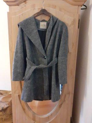Blaumax Veste en laine gris anthracite