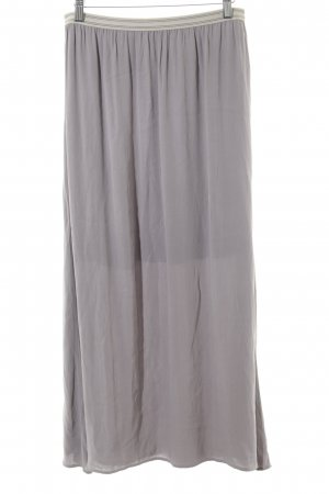 Blaumax Maxi rok grijs-lila