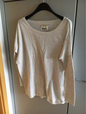 Blaumax Maglione oversize beige chiaro