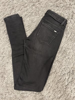 Blaumax Tube Jeans black-dark grey
