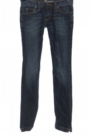 Blaumax Tube Jeans blue casual look