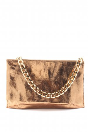 Blaumax Shoulder Bag bronze-colored elegant