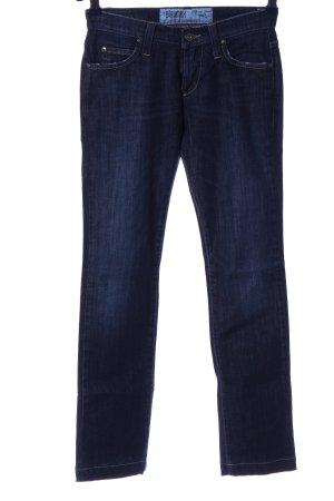 Blaumax Jeans skinny bleu style décontracté