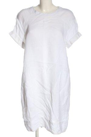 Blaumax Sommerkleid weiß Casual-Look