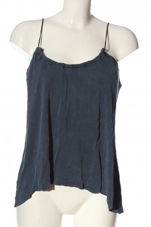 Blaumax Spaghetti Strap Top blue casual look