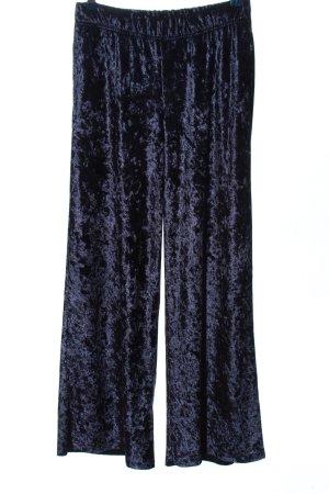 Blaumax Stoffhose blau Casual-Look