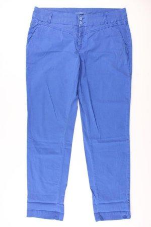 Blaumax Jeans coupe-droite bleu-bleu fluo-bleu foncé-bleu azur coton