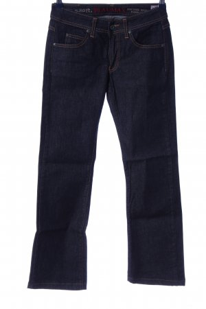Blaumax Straight Leg Jeans blue casual look