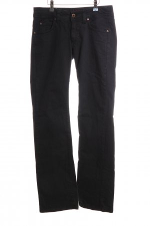 Blaumax Straight Leg Jeans black casual look