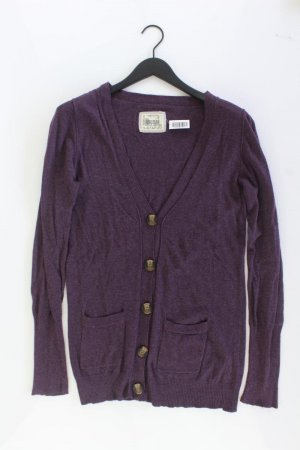Blaumax Cardigan in maglia lilla-malva-viola-viola scuro Cotone