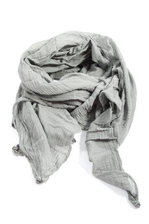 Blaumax Écharpe en tricot gris clair style décontracté