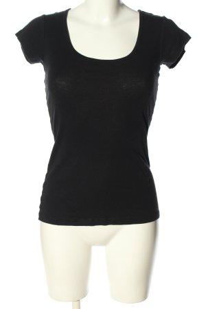 Blaumax T-Shirt schwarz Casual-Look