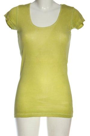 Blaumax T-shirt jaune primevère élégant