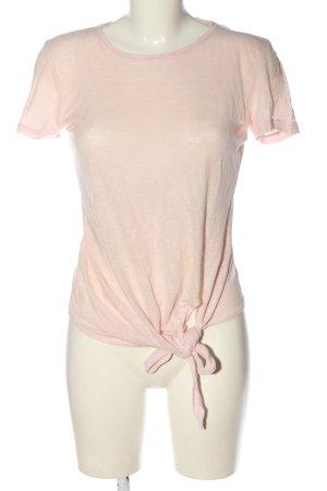 Blaumax T-shirt rosa stile casual