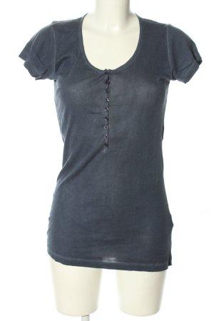 Blaumax T-Shirt blau Casual-Look