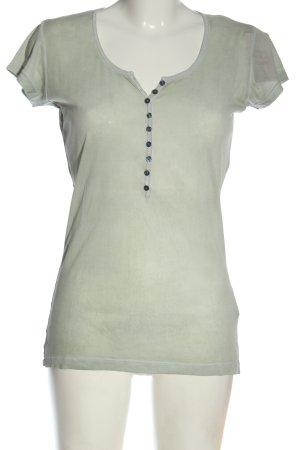 Blaumax T-shirt kaki style décontracté