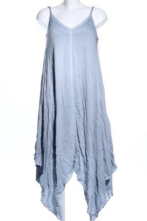 Blaumax Trägerkleid blau Casual-Look