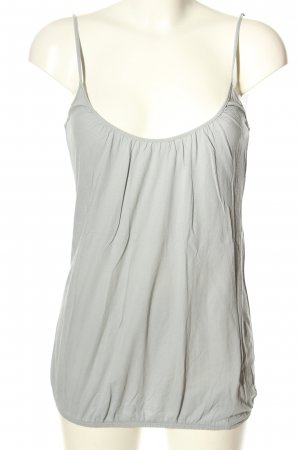 Blaumax Strappy Top light grey casual look