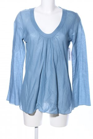 Blaumax Tunic Blouse blue casual look