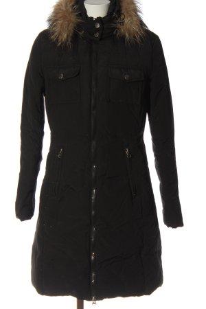 Blaumax Veste d'hiver brun style décontracté