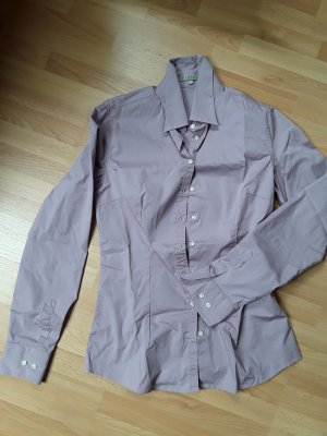 Blaumax Shirt Blouse mauve cotton