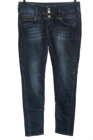 Blaustoff Herrlicher Skinny jeans blauw casual uitstraling