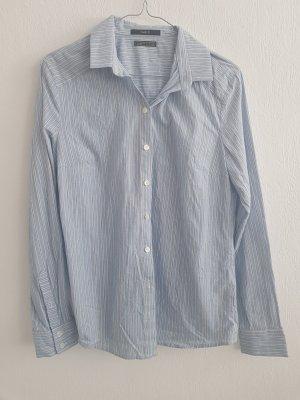 Blauweißgestreifte Bluse von SET