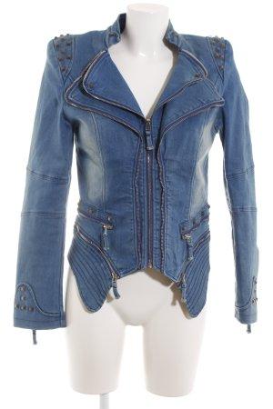 Blaze Jeansjacke blau Casual-Look
