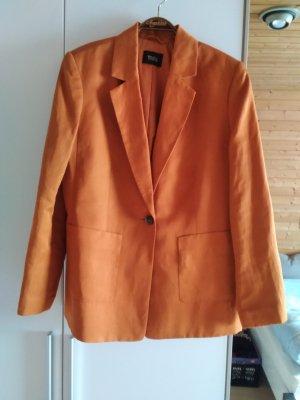 C&A Klassischer Blazer donker oranje