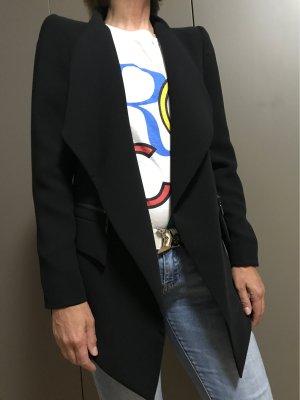 Madeleine Blazer de esmoquin negro