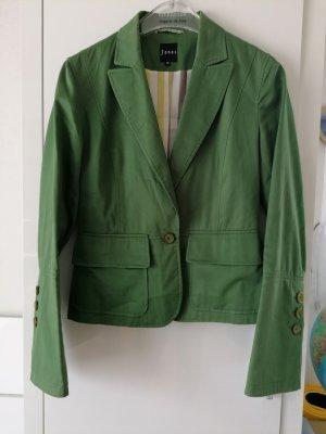 Jones Klassischer Blazer verde bosco