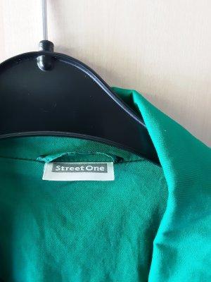 Street One Blazer in jersey verde