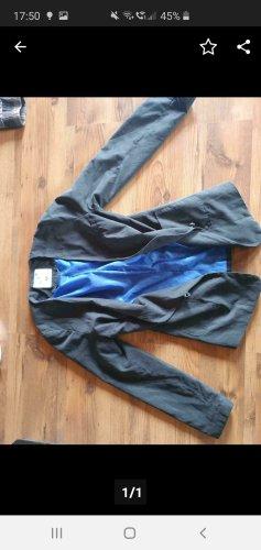 AJC Jersey Blazer black-blue
