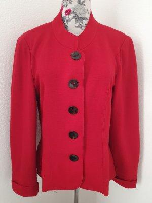 Gerry Weber Blazer de lana rojo oscuro