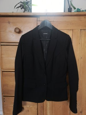 Bruno Banani Klassischer Blazer black