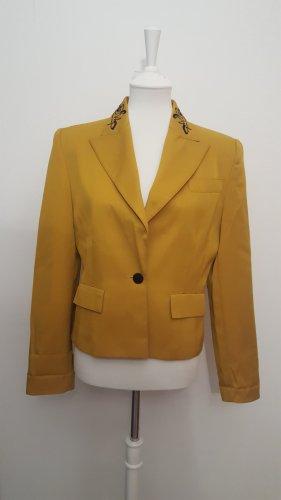 Blacky Dress Korte blazer geel