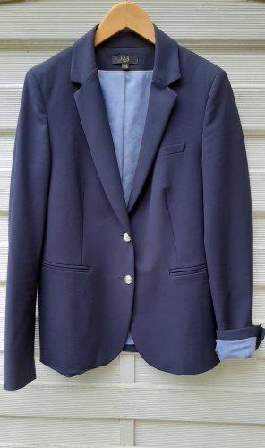 1.2.3 Paris Unisex Blazer dark blue