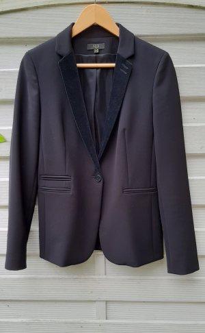 1.2.3 Paris Unisex Blazer black
