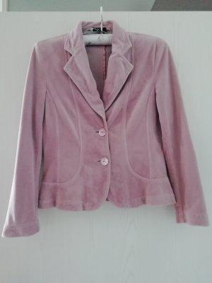 Joy Blazer corto rosa antico Poliestere