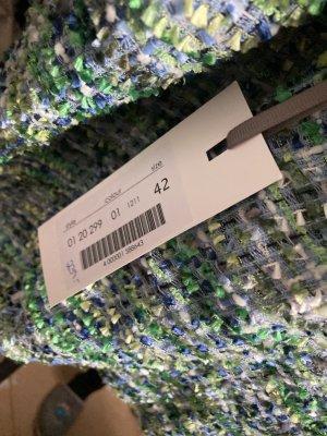Blazer in tweed multicolore