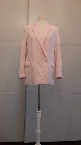 Zara Blazer sweat rosa chiaro