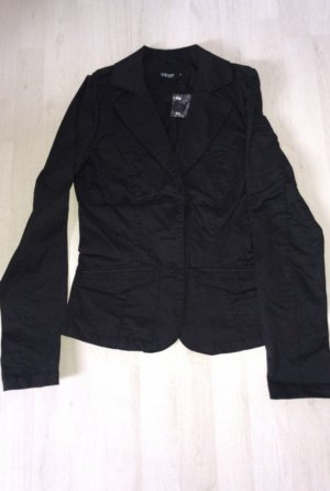 Colours of the World Korte blazer zwart