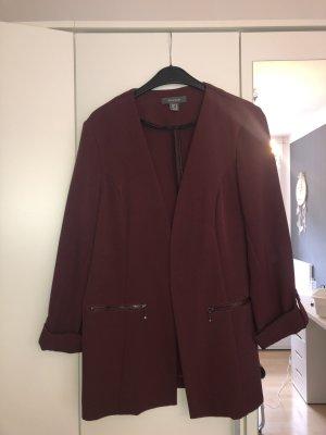 Primark Klassischer Blazer brun rouge