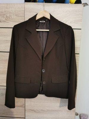 Authentic Clothing Company Klassischer Blazer brązowy