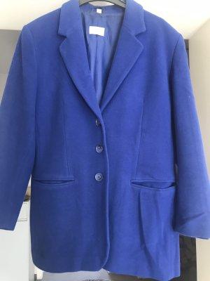 Alba Moda Wollen blazer blauw