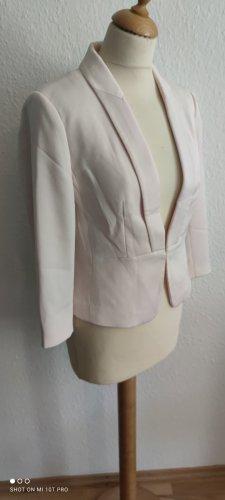 H&M Korte blazer rosé