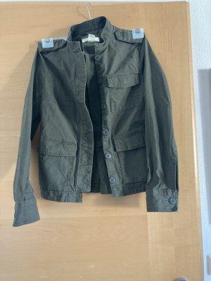 H&M Unisex blazer khaki